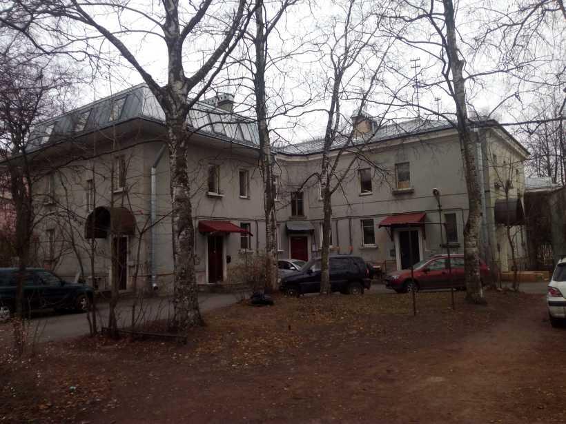 ул. Оскаленко 16