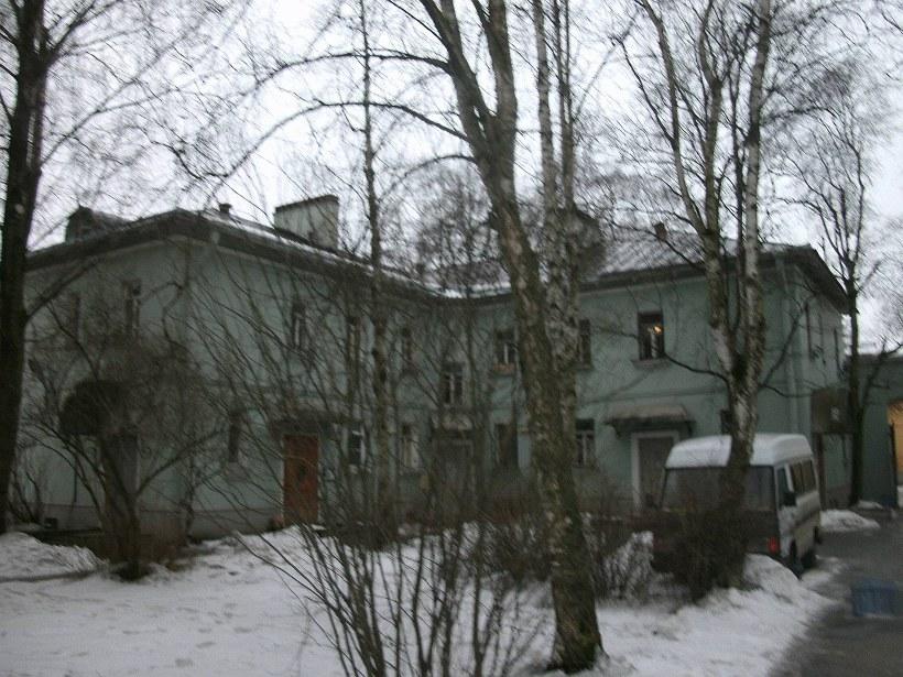 ул. Савушкина 27к1