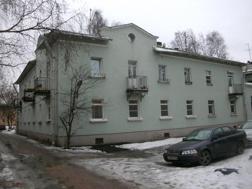 ул. Савушкина 27к2
