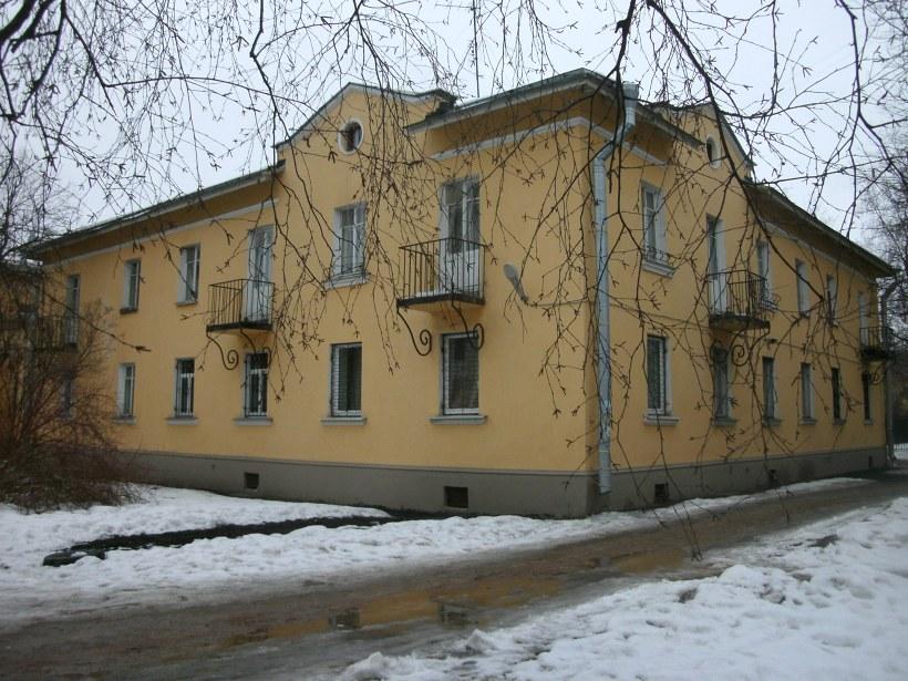 ул. Савушкина 29к2