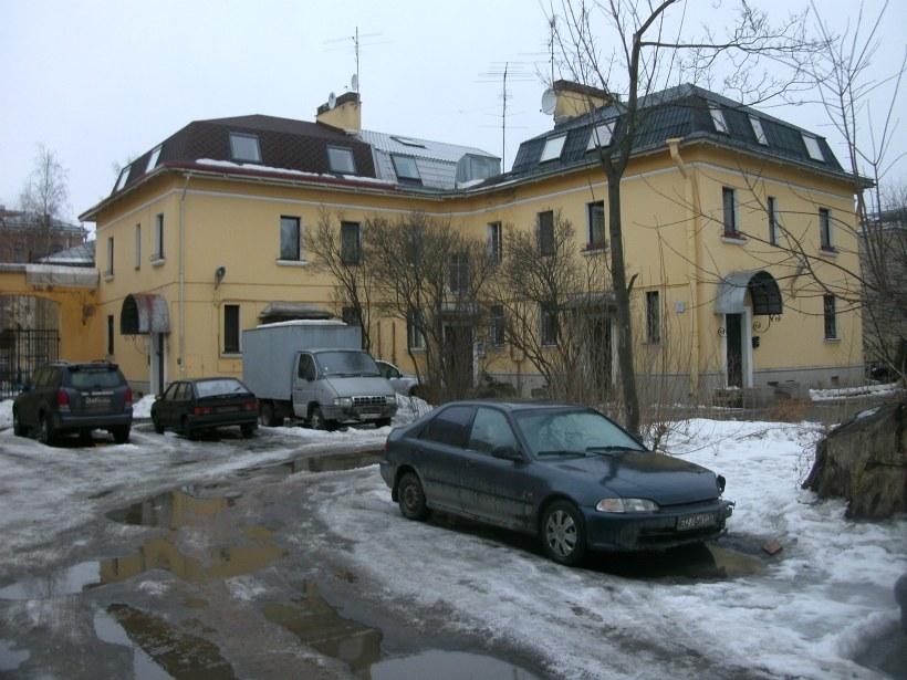 ул. Савушкина 33к2