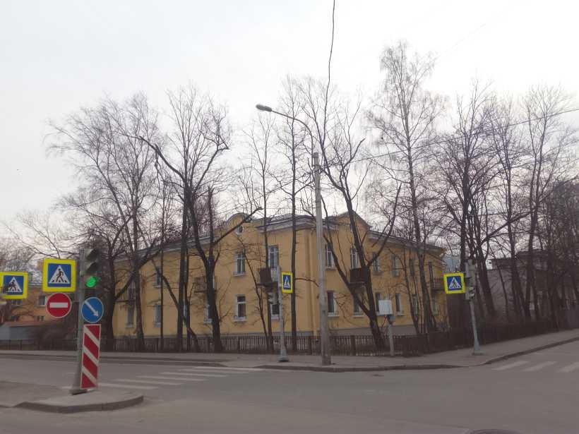 Школьная ул. 50/13