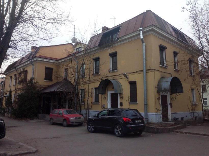 ул. Оскаленко 9