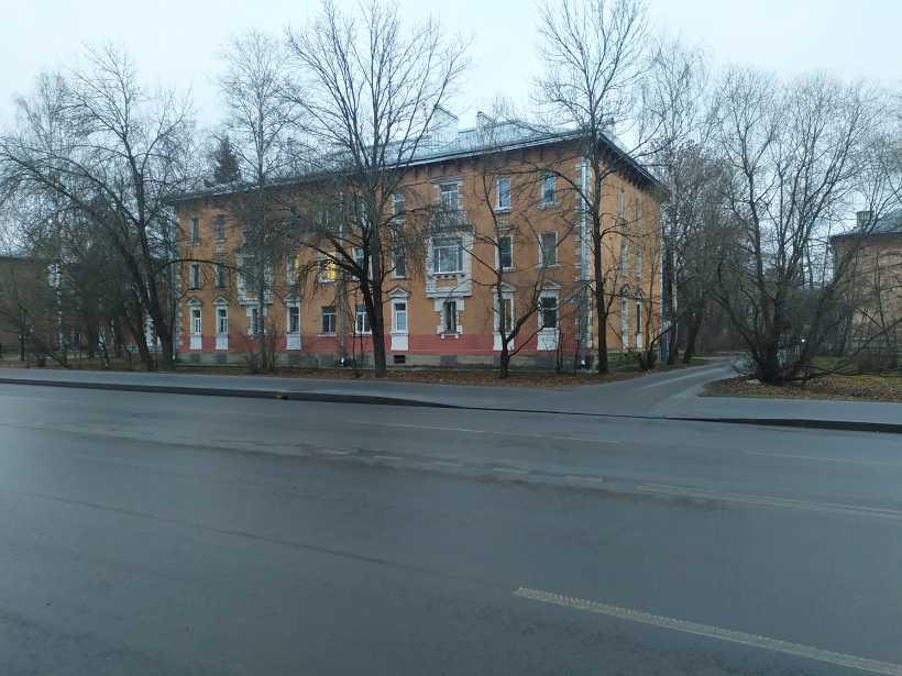 ул. Пограничника Гарькавого 19к1