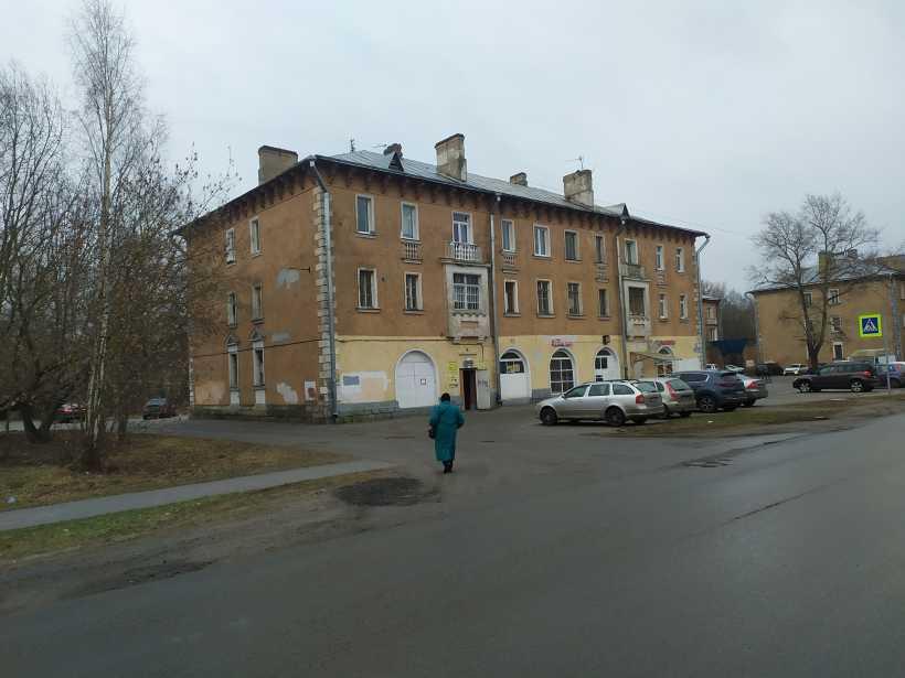 2-я Комсомольская ул. 20к1