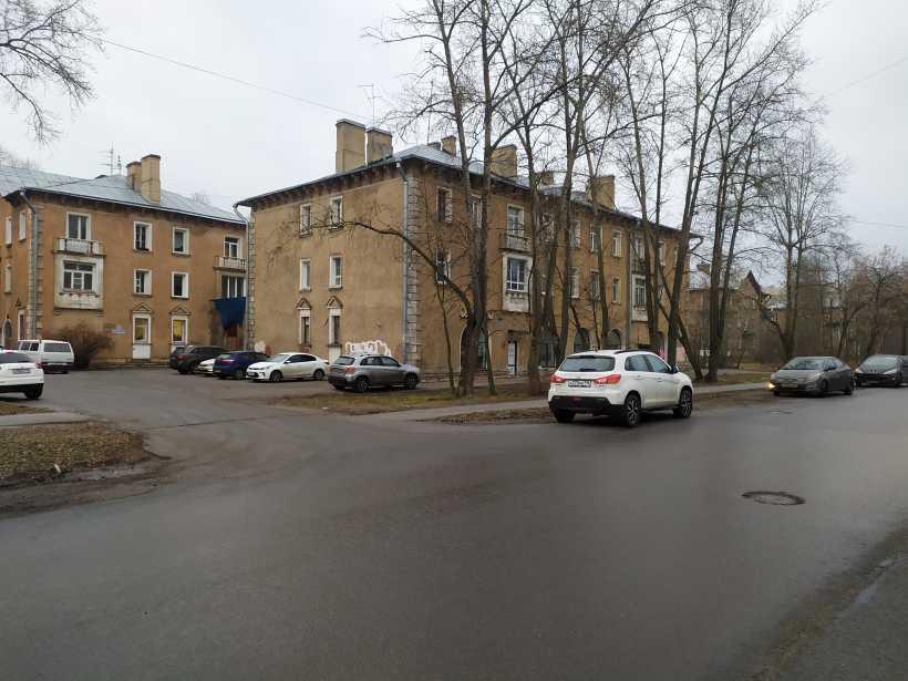 2-я Комсомольская ул. 22к1