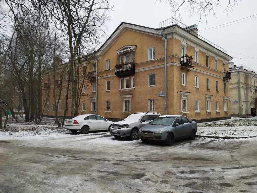 2-я Комсомольская ул. 21к2