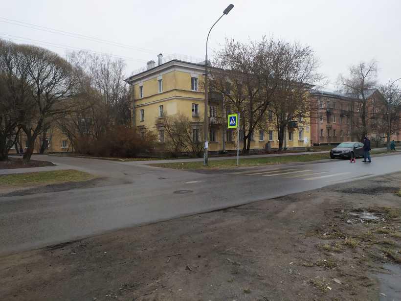 2-я Комсомольская ул. 21к1