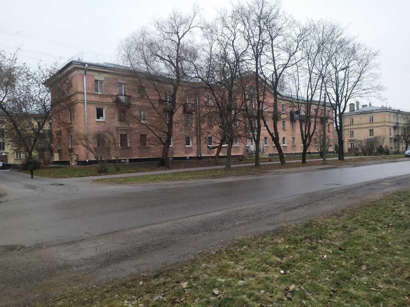 2-я Комсомольская ул. 19к1