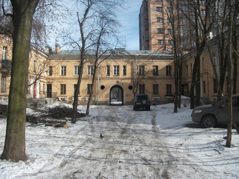ул. Седова 22к2