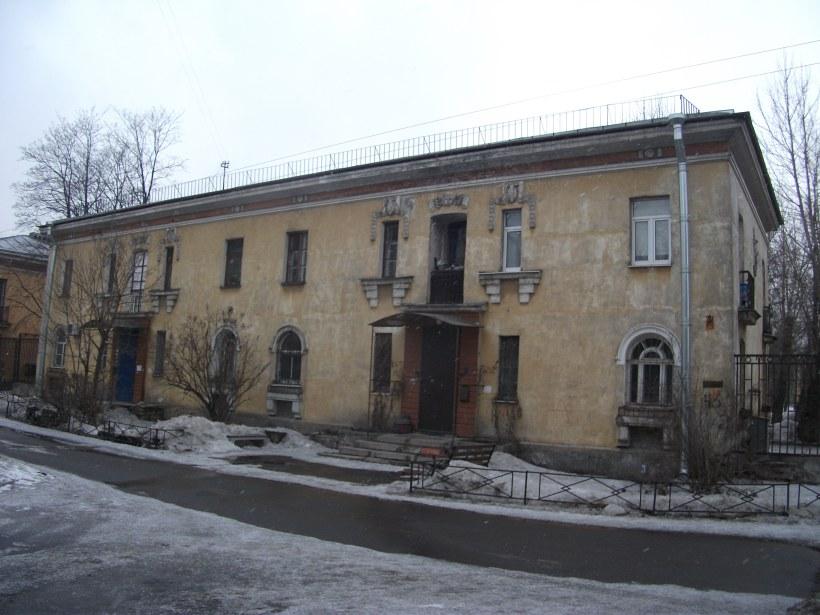 ул. Бабушкина 43к2