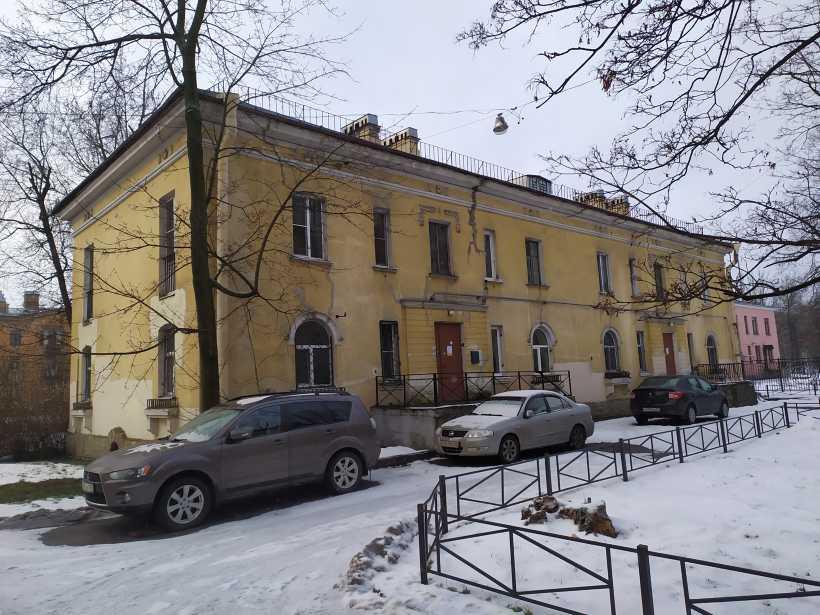 ул. Седова 34