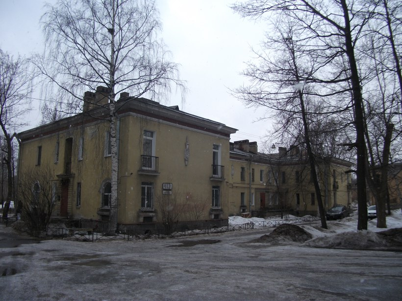 ул. Бабушкина 41к4