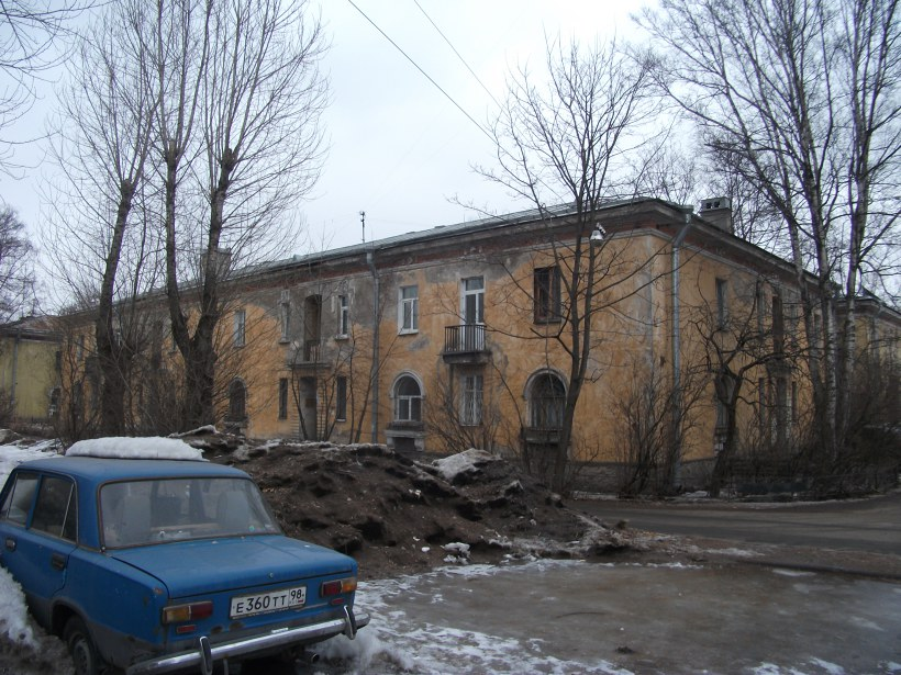 ул. Бабушкина 43к3