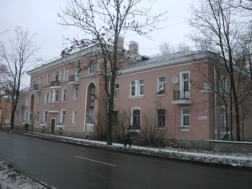 Железнодорожная ул. 11