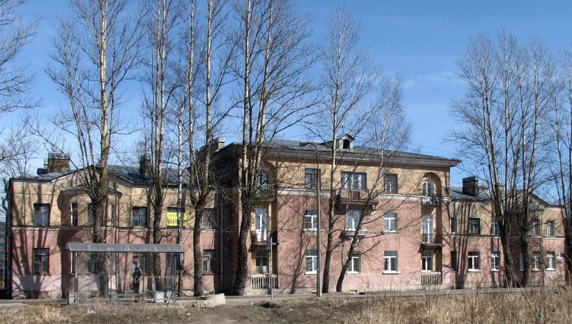Железнодорожная ул. 17