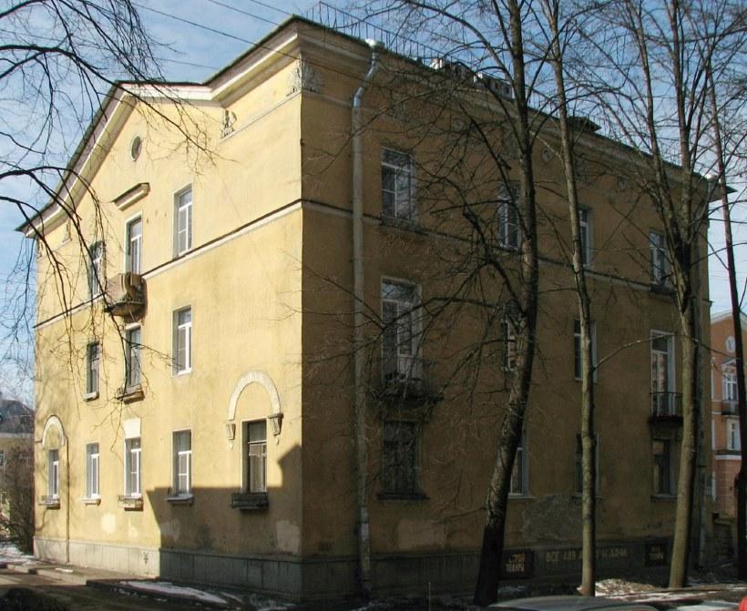 Вокзальная ул. 12