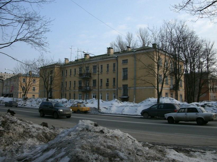 Бестужевская ул. 25
