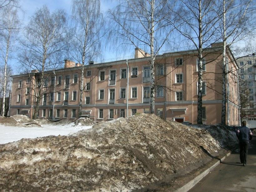 Бестужевская ул. 29