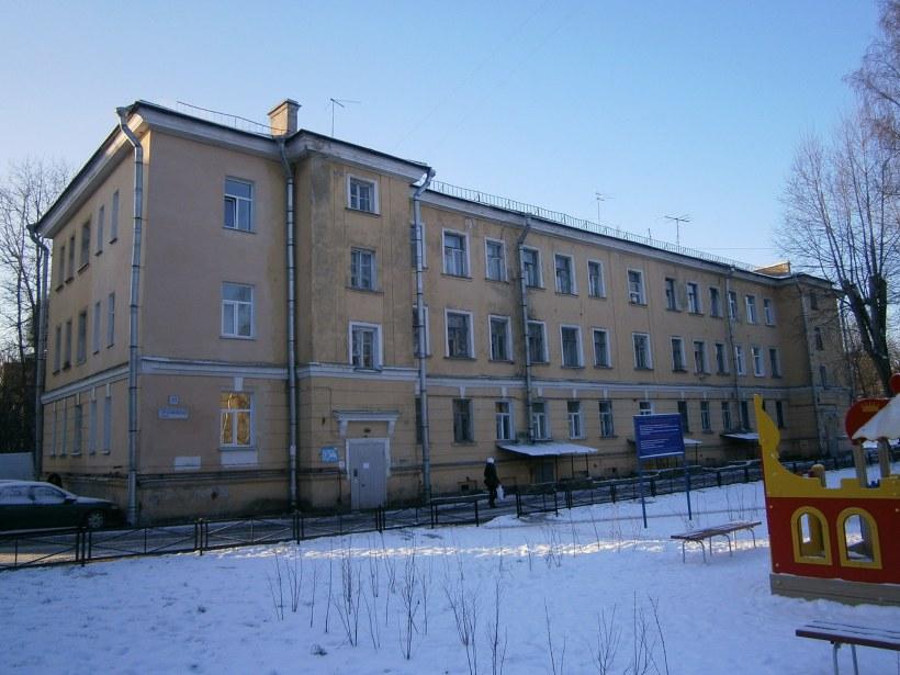 Герасимовская ул. 11