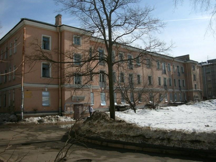 Герасимовская ул. 13к1