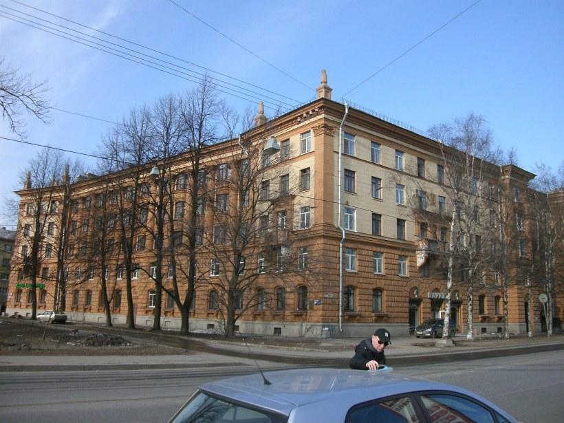 Новолитовская ул. 5/Литовская ул. 6