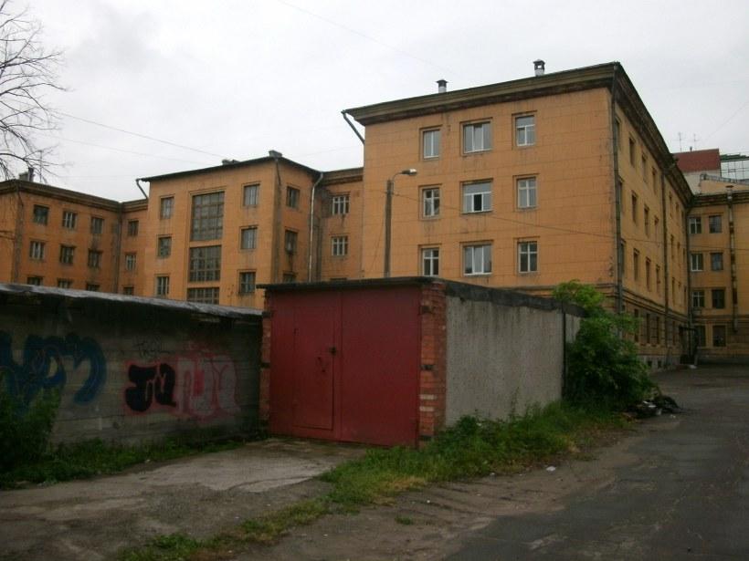 Институтский пр. 4к3