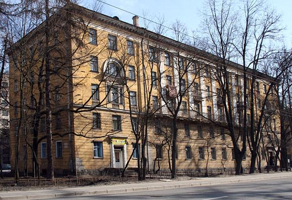 Новороссийская ул. 26к1