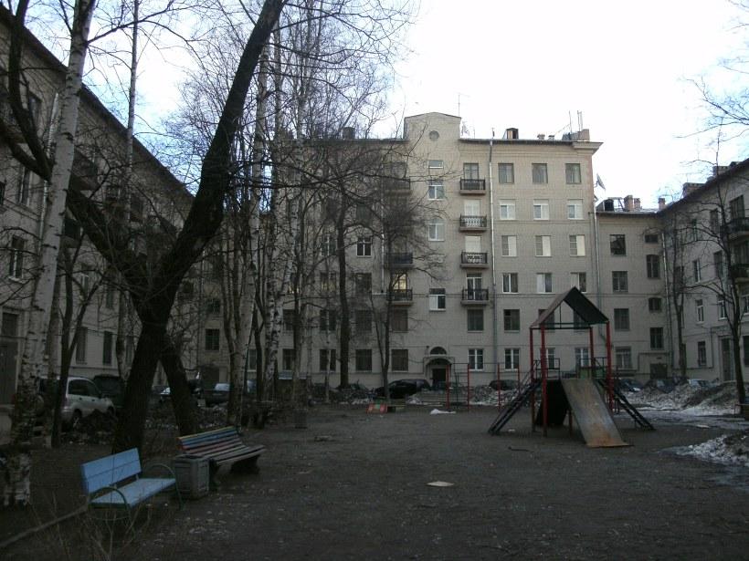 Скобелевский пр. 17