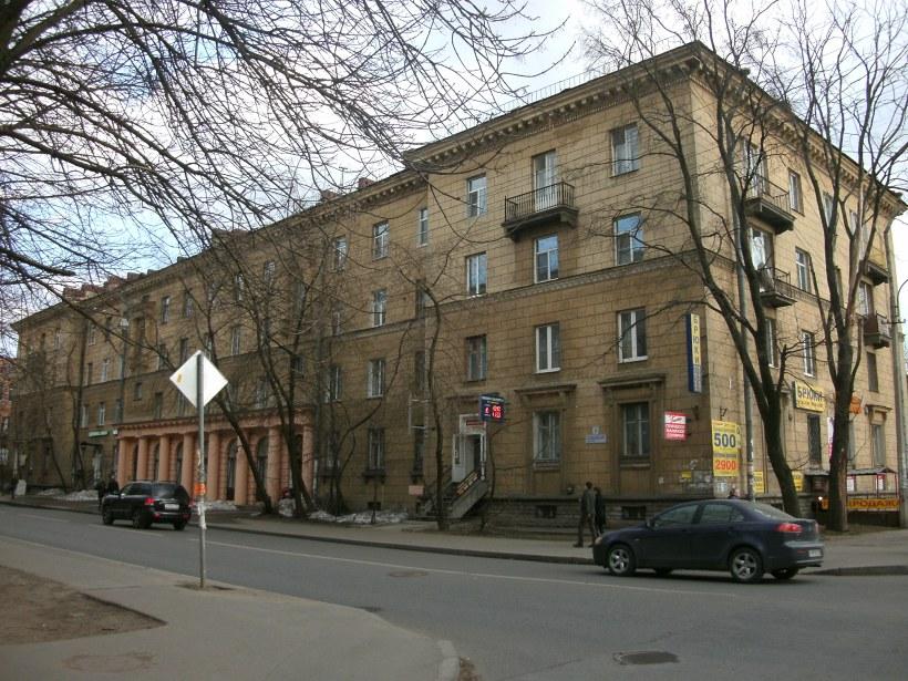 Скобелевский пр. 4