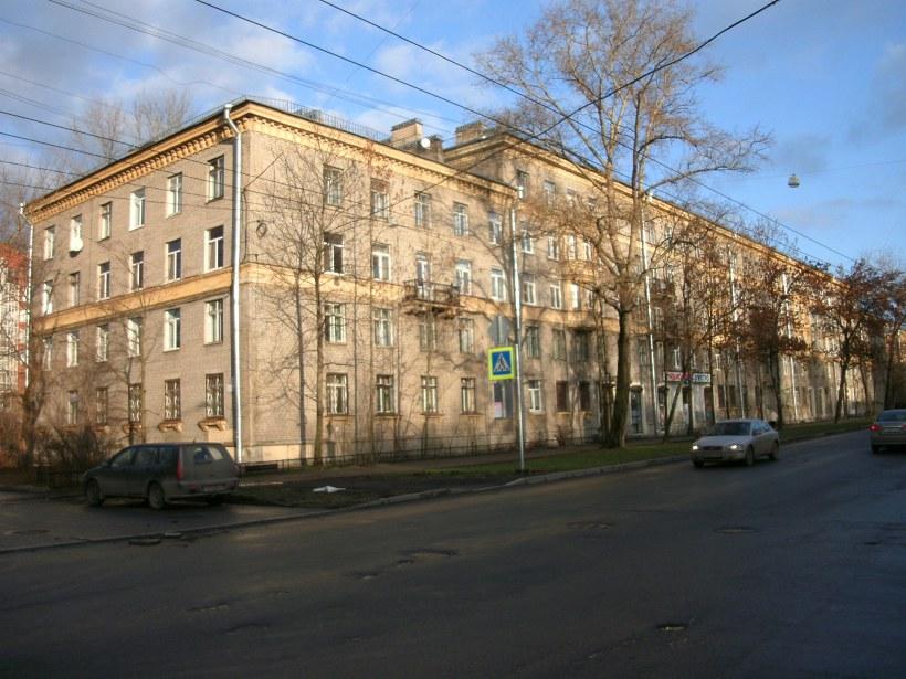ул. Курчатова 6к1