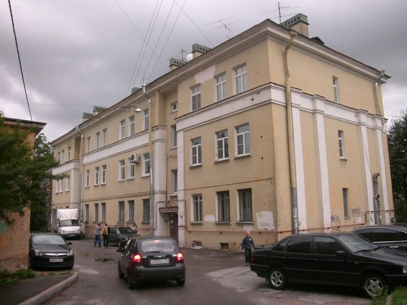 ул. Курчатова 6к2