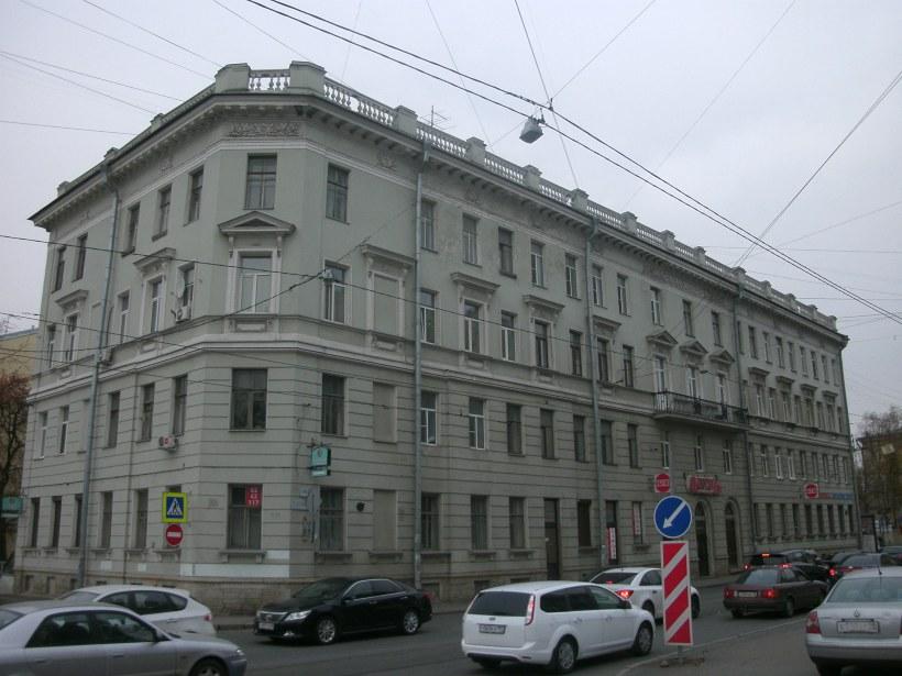 Большой Сампсониевский пр. 38