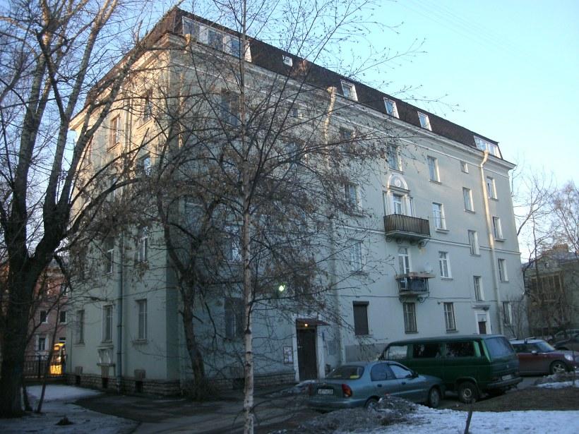 ул. Савушкина 42