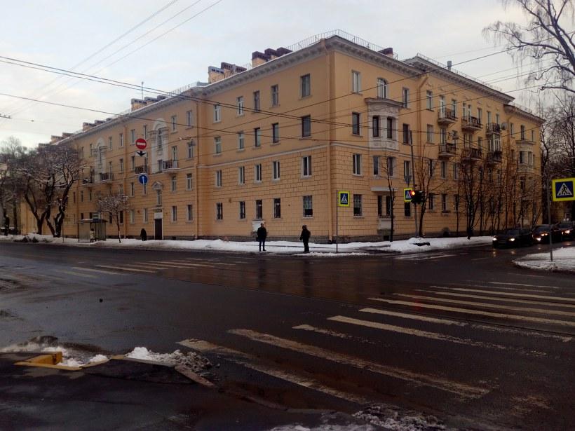 ул. Савушкина 56