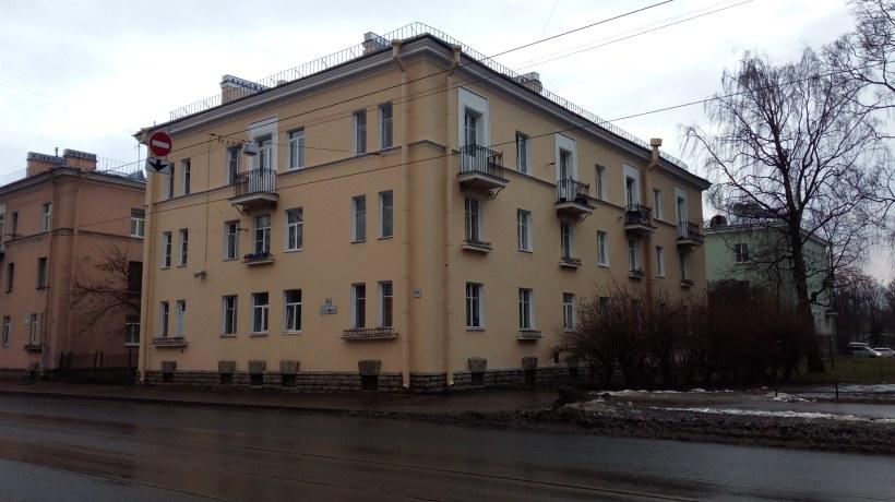 ул. Савушкина 80
