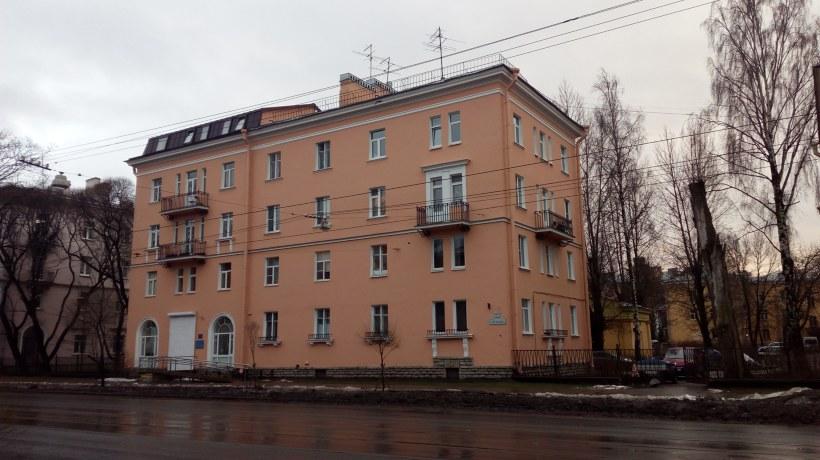 ул. Савушкина 62
