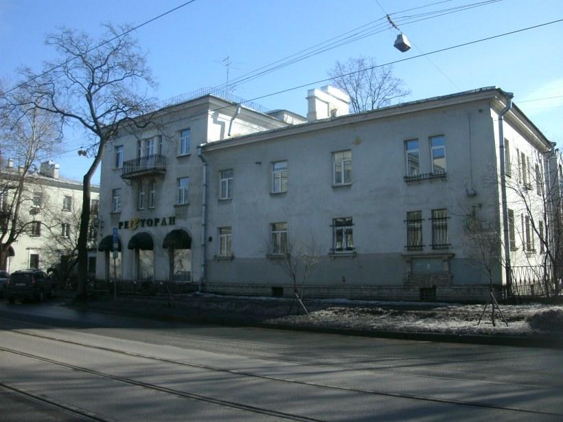 ул. Савушкина 72