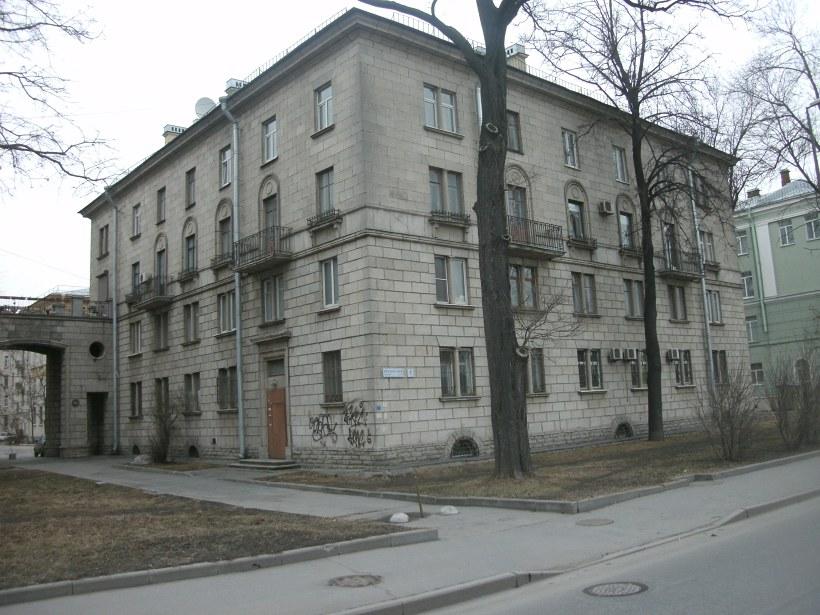 Приморский пр. 5