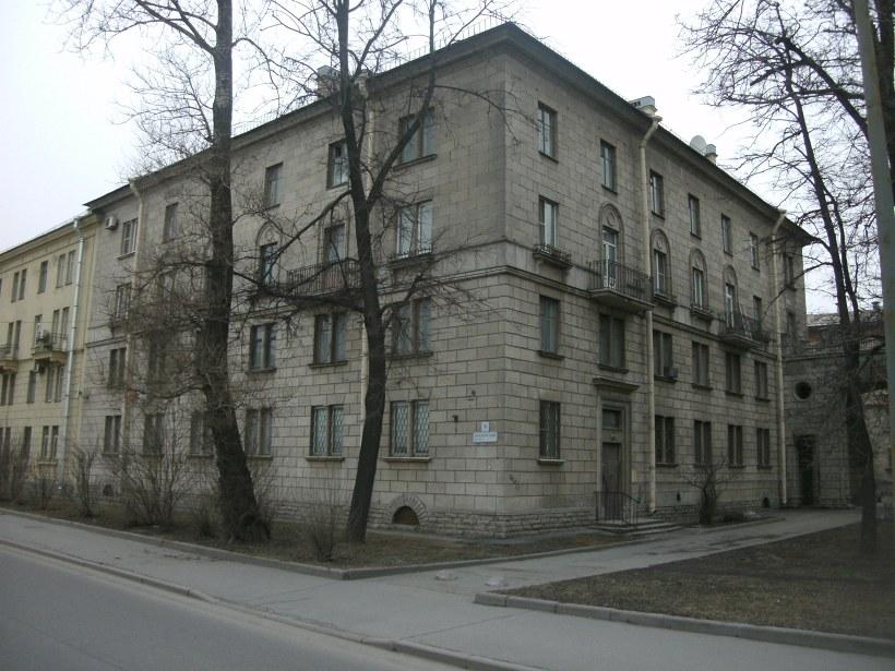 Приморский пр. 9