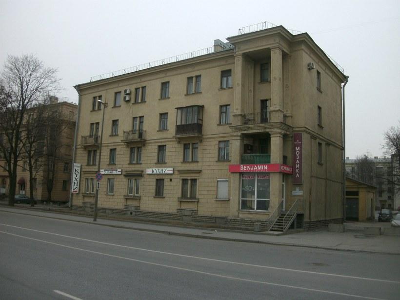 Приморский пр. 13