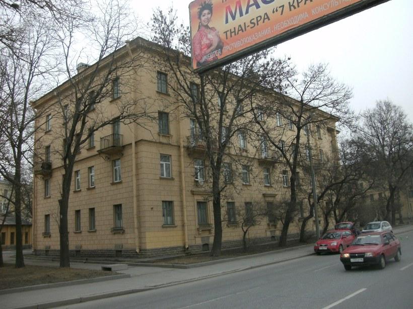 Приморский пр. 23