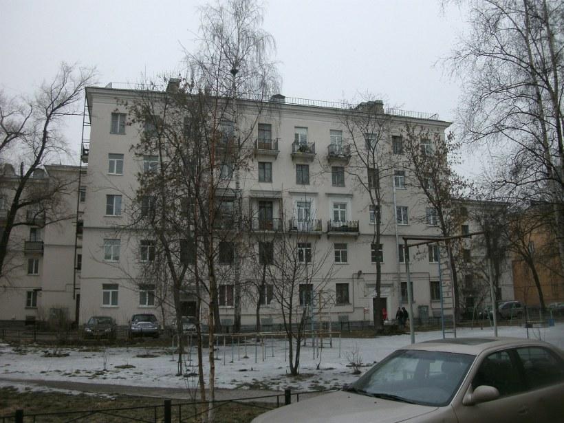 ул. Савушкина 30
