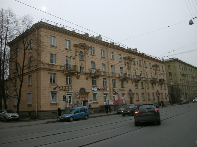 ул. Савушкина 14