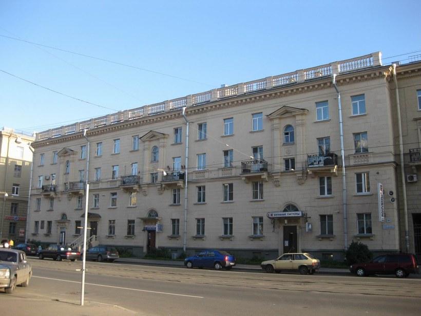 ул. Савушкина 20