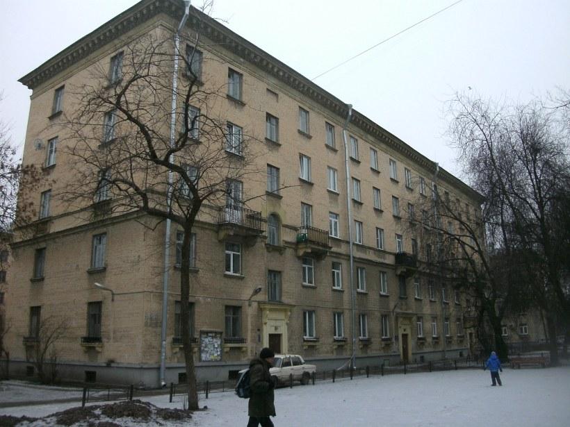 ул. Савушкина 18
