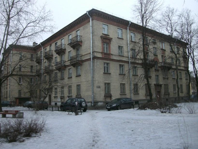 ул. Савушкина 14А