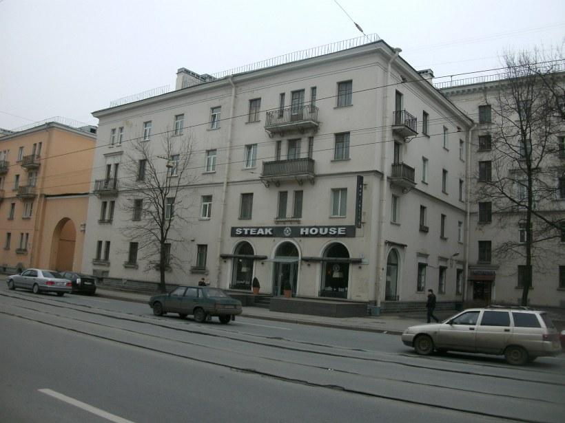 ул. Савушкина 28к1