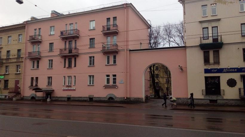 ул. Савушкина 26к1