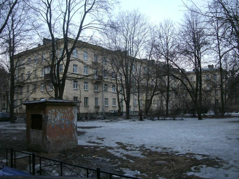Сестрорецкая ул. 3